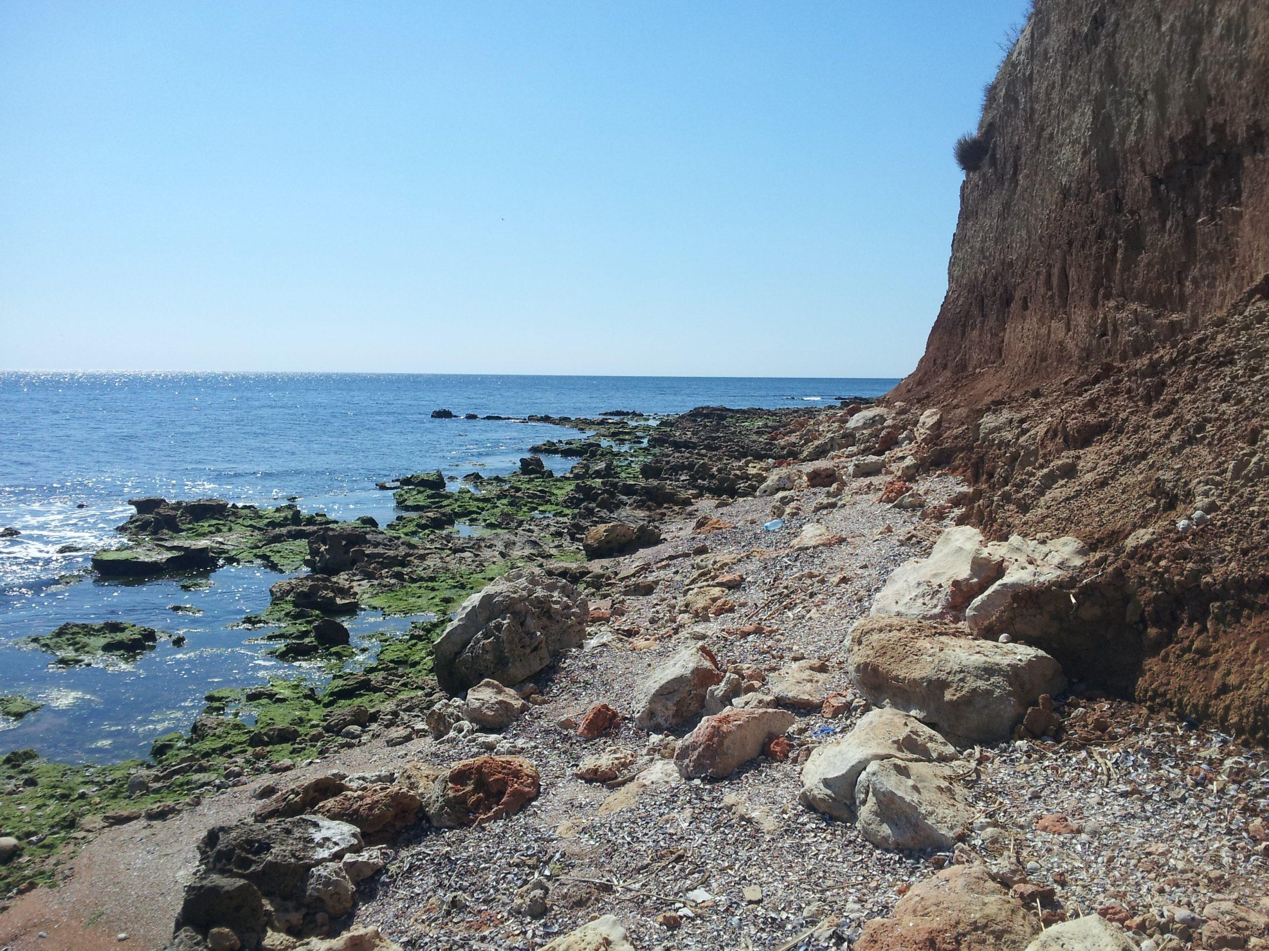 Țărmul românesc al Mării Negre este într-o continuă transformare