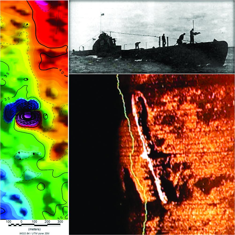 Colectivul Gravimetrie – Magnetometrie măsoară și analizează câmpurile geofizice