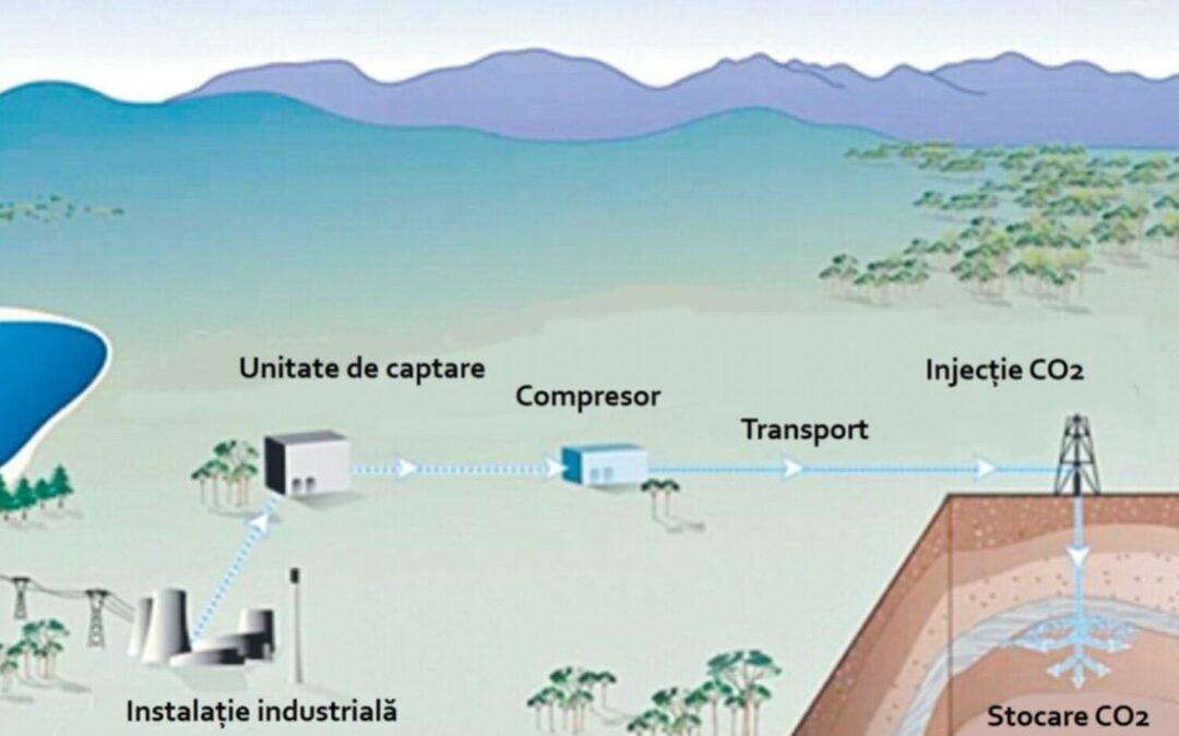 GeoEcoMar, partener în proiectul internațional REX-CO2 dedicat reutilizării sondelor existente pentru operațiunile de stocare geologică a CO2